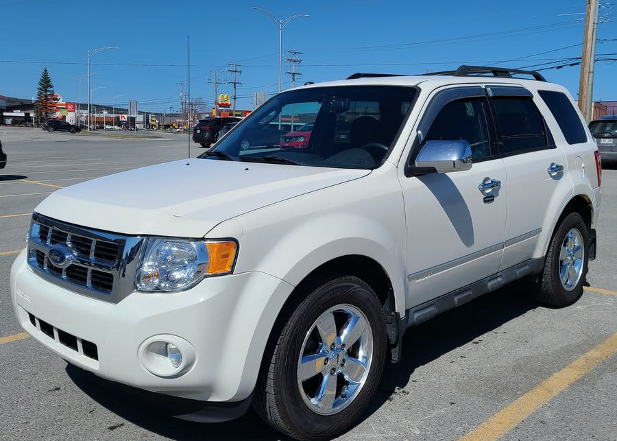 FORD ESCAPE XLT 4WD